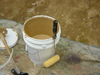 ポリウレタン樹脂塗料のイメージ写真